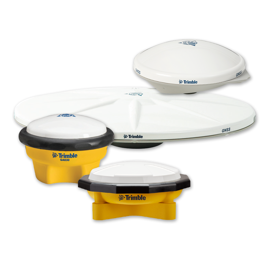 GNSS Antennas for Construction