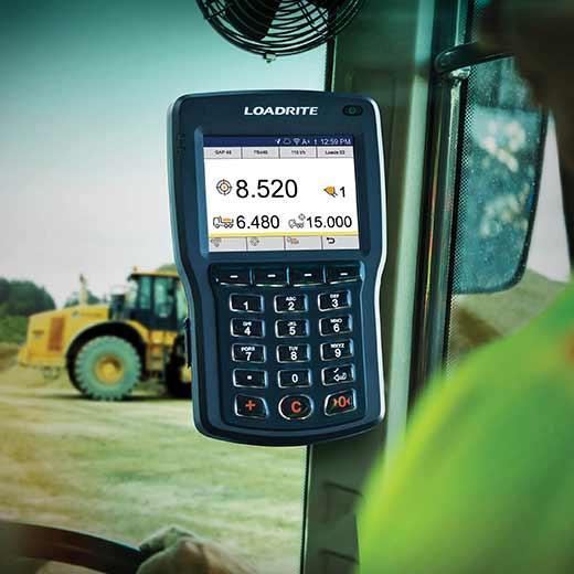 L3180 in loader cab