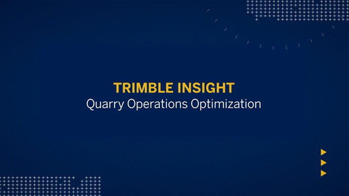 Quarry Operations Optimization video cover